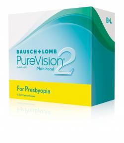 PureVision 2 For Presbyopia (6 бр.)