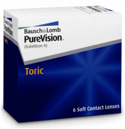 PureVision Toric (6 бр.)